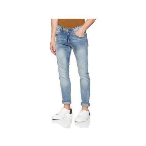 Wrangler Bryson W14XMK88E men's Skinny Jeans in Blue