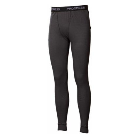 Progress MICROSENSE LT black - Men's functional tights