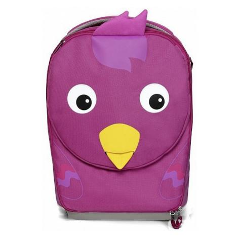 suitcase Affenzahn Bella Bird - Purple/Pink - kid´s