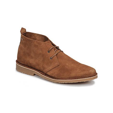 Jack Jones GOBI SUEDE men's Mid Boots in Brown Jack & Jones