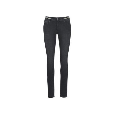 Kaporal SARDE women's Skinny Jeans in Black