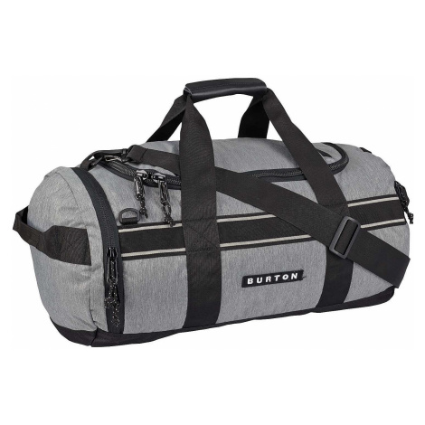 bag Burton Backhill Duffel Small 40L - Gray Heather