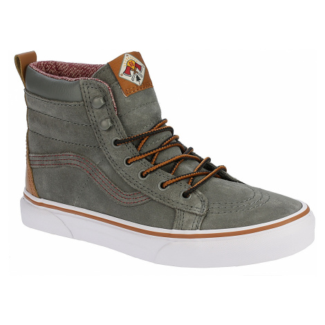 shoes Vans Sk8-Hi MTE - MTE/Castor Gray
