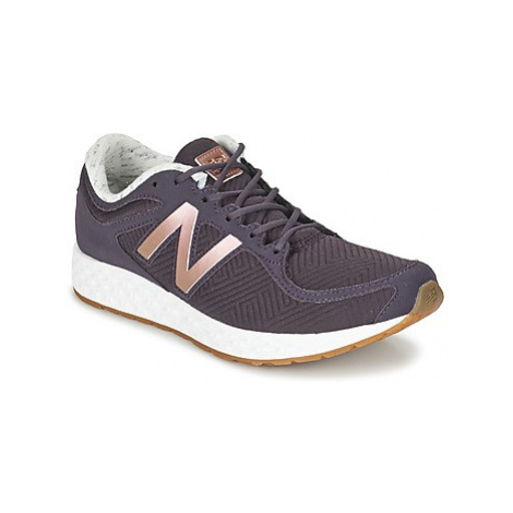 New Balance ZANT women's Shoes (Trainers) in Purple