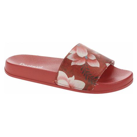 shoes Desigual 19SUBP01/Hindi Dancer - 7058/Poppy Coral - women´s