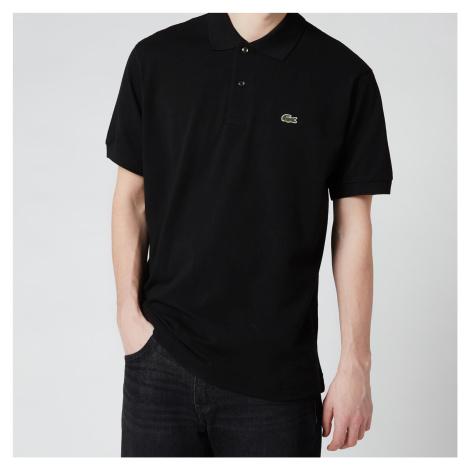 Lacoste Men's Classic Fit Pique Polo Shirt - Black - 6/XL