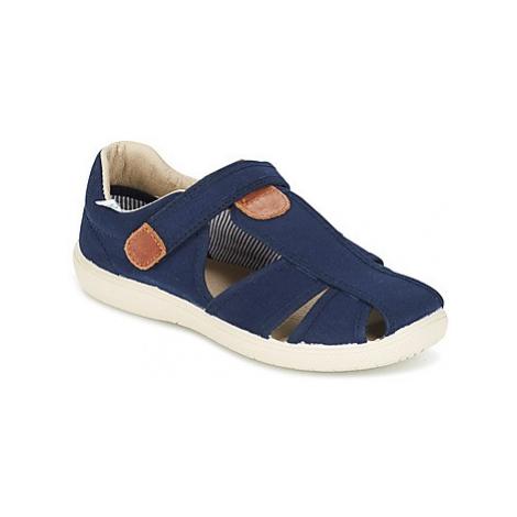 Citrouille et Compagnie GUNCAL boys's Children's Sandals in Blue