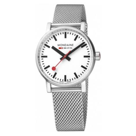 Unisex Mondaine Swiss Railways Evo2 35 Watch MSE35110SM