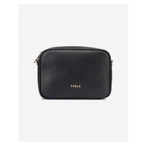 Furla Real Mini Cross body bag Black