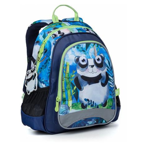 backpack Topgal SISI 19024 - B/Blue - kid´s