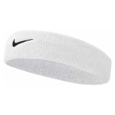 Nike SWOOSH HEADBAND white - Headband