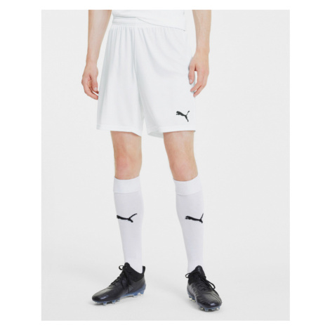 Puma teamGOAL 23 Shorts White