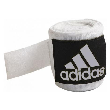 adidas BOXING CREPE BANDAGE 5X2,5 RD white - Boxing Hand Wraps