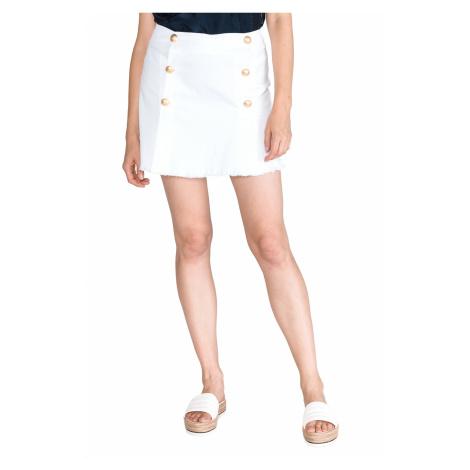Pinko Nerium Skirt White