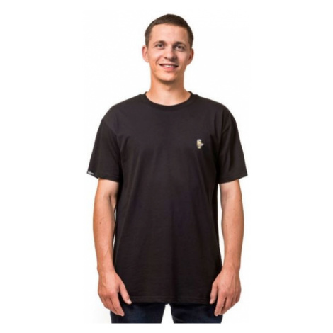 Horsefeathers LAST SIP T-SHIRT black - Men's T-shirt