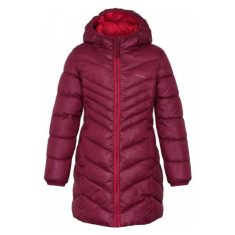 Loap INOKA pink - Girls' coat