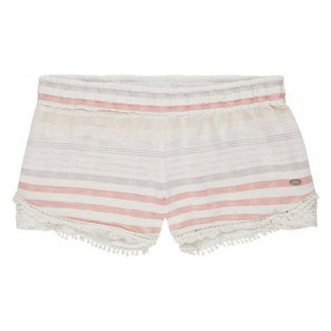 O'Neill LG STRIPEY SURF SHORTS beige - Girls' shorts