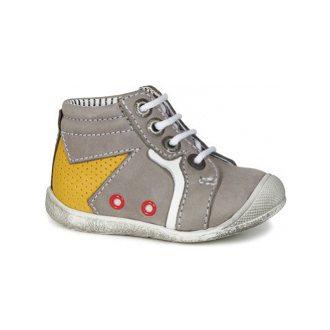 Catimini BOGOR boys's Children's Mid Boots in Grey