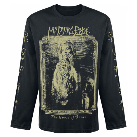 My Dying Bride - The Ghost Of Orion Woodcut - Longsleeve - black