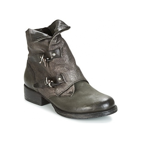 Metamorf'Ose BAGAGE women's Mid Boots in Grey