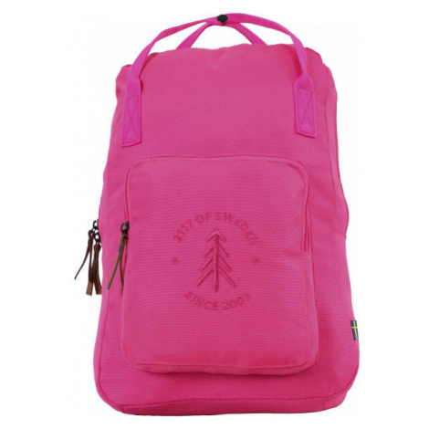 2117 STEVIK 20L pink - Medium city backpack