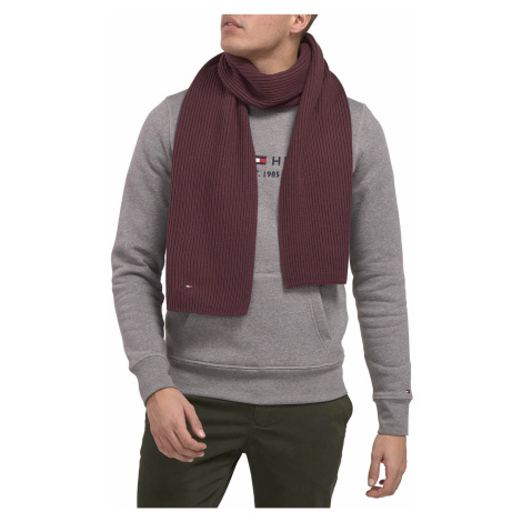 Tommy Jeans Men's Pima Cotton Scarf - Winetasting Tommy Hilfiger