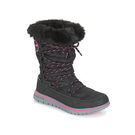 Kangaroos K WOWI HUN women's Snow boots in Black
