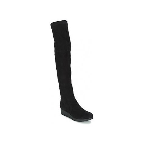 Robert Clergerie NATUH women's High Boots in Black