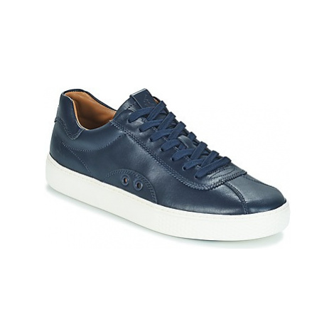 Polo Ralph Lauren COURT 100 men's Shoes (Trainers) in Blue