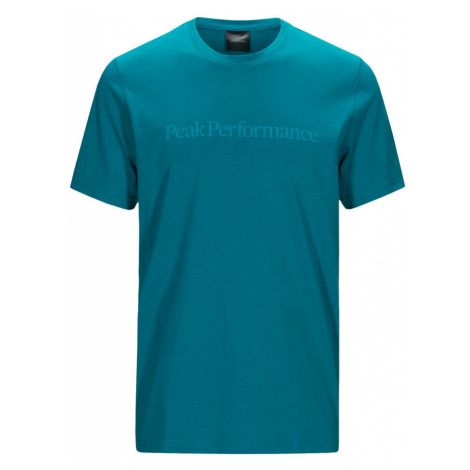 Track T-Shirt Men Peak Performance