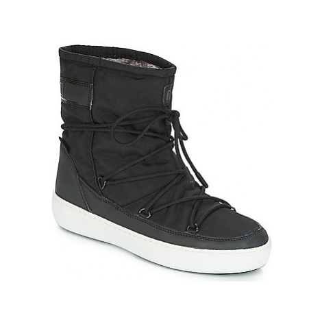 Moon Boot PULSE NYLON PLUS WP women's Snow boots in Black