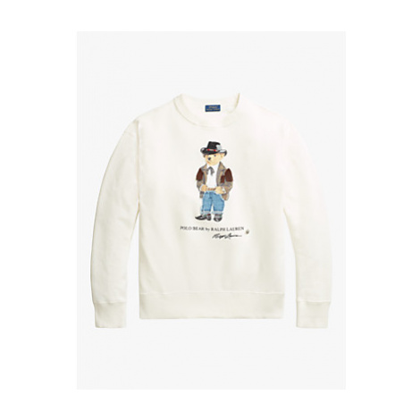 Polo Ralph Lauren Cowboy Bear Sweatshirt, Nevis
