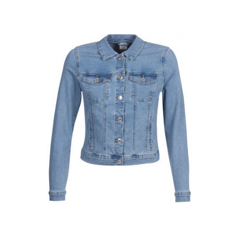 Vero Moda VMHOT SOYA women's Denim jacket in Blue