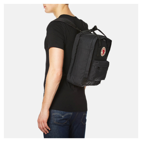 Fjallraven Kanken 13 Inch Laptop Backpack - Black Fjällräven