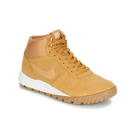 Nike HOODLAND SUEDE men's Mid Boots in Brown