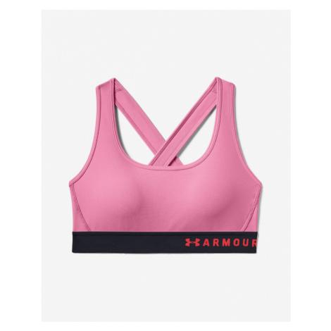 Under Armour Armour® Mid Bra Pink
