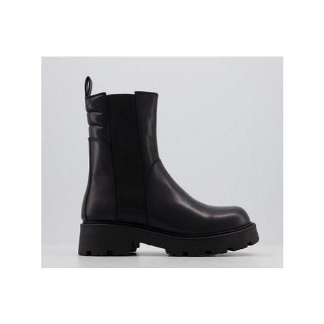 Vagabond Shoemakers Cosmo 2.0 High Chelsea BLACK