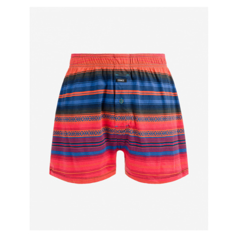Stance Tripp Boxer shorts Blue Red