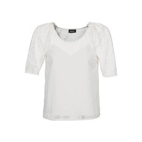 Kookaï BASALOUI women's Blouse in White