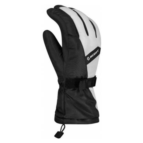 Scott ULTIMATE WARM W GLOVE white - Women's ski gloves