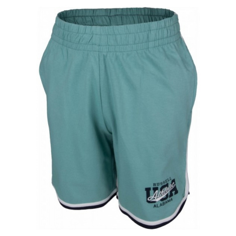 Russell Athletic BASKETBALL USA green - Boys' shorts