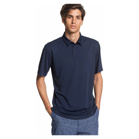 T-Shirt Quiksilver Water Polo 2 - BTL0/Navy Iris - men´s