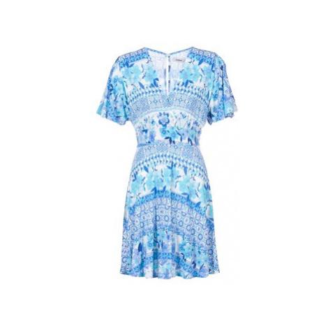 Short sleeve dresses Desigual