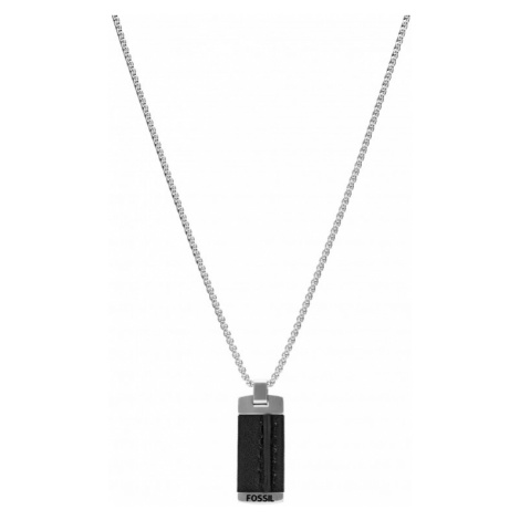 Fossil Jewellery Mens Dress Necklace JF03725040