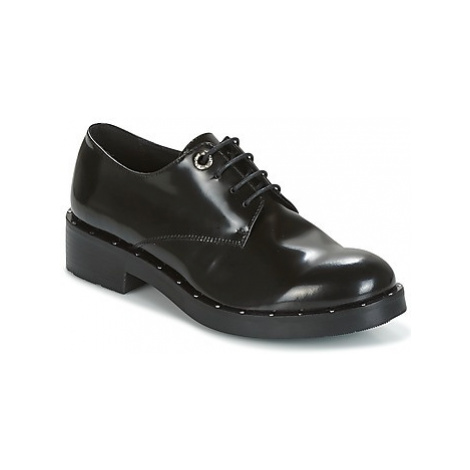 Tosca Blu GRODEN ABRASIVATO women's Casual Shoes in Black