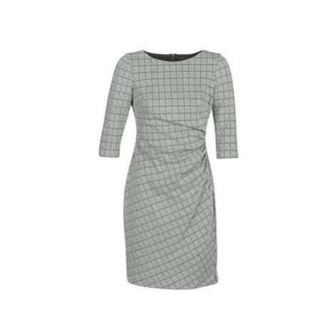 Lauren Ralph Lauren CIERRA women's Dress in Grey