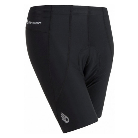 Sensor ENTRY W black - Women's cycling shorts