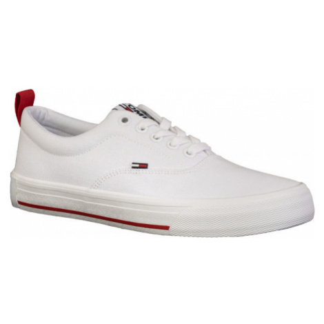 Tommy Hilfiger LOWCUT ESSENTIAL SNEAKER white - Men's sneakers