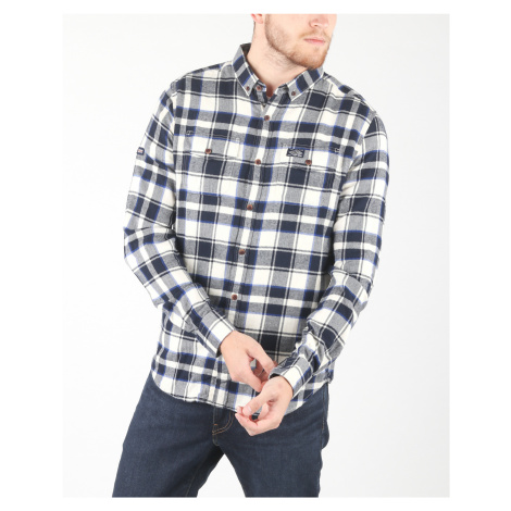 SuperDry Shirt Blue