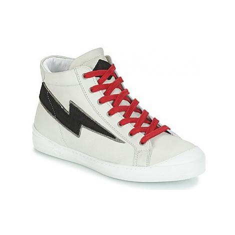 PLDM by Palladium NEROLA F CASH women's Shoes (High-top Trainers) in White